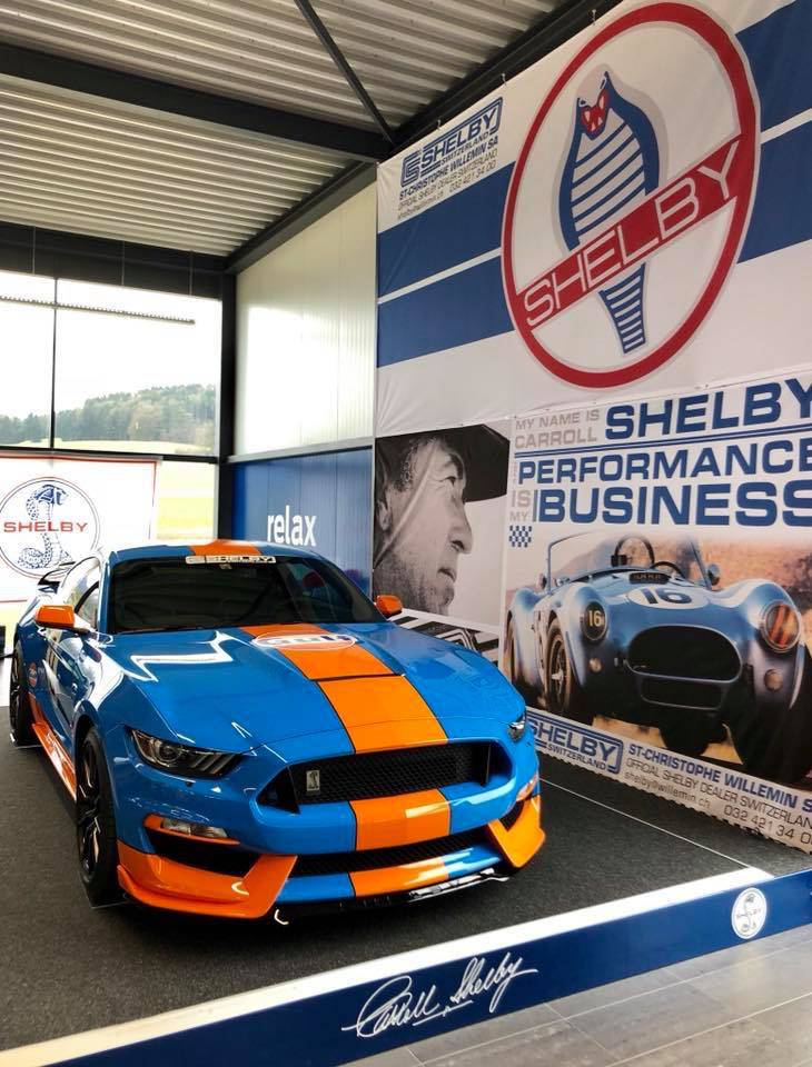 SHELBY gulf edition